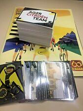 Panini Tour De France 2021 Complete LOOSE Set + Empty Album