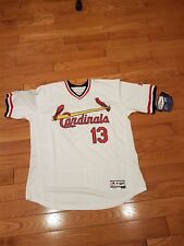 St.louis cardinals matt carpenter #13 white X large jersey gorgeous