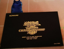 Yugioh World Championship 2019 Prize Card Promo Set: Red-Eyes & Monster Reborn