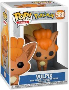 Funko - POP Games: Pokemon S2- Vulpix Brand New In Box