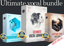 Ultimate Vocal samples Library Volume1-2 + 3 bundles for free