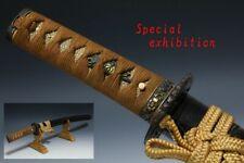 Japan Antique Edo katana koshirae Kinai tsuba sword yoroi kabuto samurai Busho