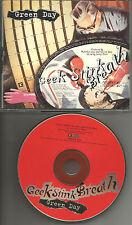 GREEN DAY Geek Stink Breath ORIGINAL 1995 USA PROMO Radio DJ CD single MINT