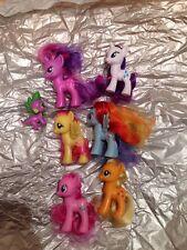 My Little Pony Friendship Is Magic Six Mane Best Friends w Spike The Dragon
