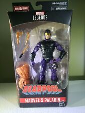 "Marvel Legends Series, DEADPOOL, ""Marvel's Paladin"" Action Figure"
