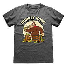 Official Super Mario Donkey Kong  T Shirt Nintendo Classic NES 8 Bit Game NEW