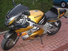 Suzuki GSX-R 750T, R750V, R750W, R750X 1996-1999 Service Repair Manual On CD