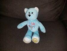 Harveysbears Mr Lucky bear bean bag plush