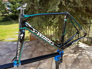 Specialized S-WORKS TARMAC SL5 Carbon frame and fork, BORA, 54cm, Di2, MINT !!