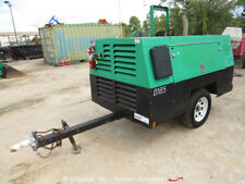 2012 Sullivan Palatek D185PDJDSB 185 CFM CFM Towable Air Compressor Deere Diesel