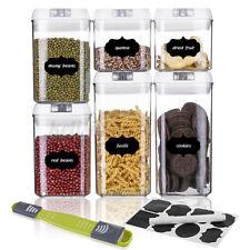 SAWAKE Vorratsdosen Set Aufbewahrungsboxen Frischhaltedosen mit Deckel