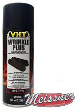 VHT GSP201 Kräusellack Schwarz Wrinkle PLUS Schrumpflack Black 177°C Hitzefest