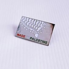 """""""Made in Palestine"""" Pin"""