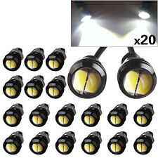 20X 12V 9W LED DRL Eagle Eye Lights 730 Bulbs Car Daytime Reverse Signal Lamp