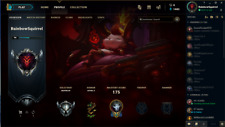 Silver 3 league of legends account, Level 96 (24 skins)