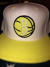 NBA Brooklyn Nets Snapback Hat Mitchell & Ness Cap