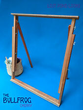 "Lost Pond Looms ""THE BULLFROG"" Large Table Top Loom"