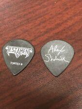 Testament Alex Skolnick  Small Guitar Pick
