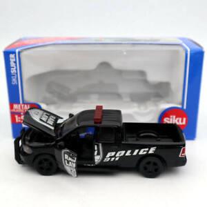 1/50 Siku 2309 Super RAM 1500 US Police Car americain Dodge Pick UP Toys Diecast