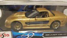 MAISTO 1/18 scale 2003 Chevrolet Dale Earnhardt Signature Edition Corvette