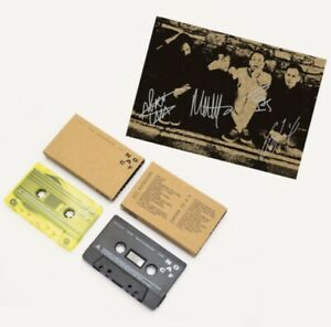 THE 1975 - NOTES ON A CONDITIONAL FORM BLACK & NEON CASSETTE SIGNED