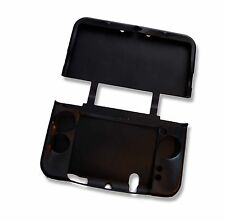 Black Soft Silicone Gel Cover Case for NEW Nintendo 3DSXL 3DS XL Console UK