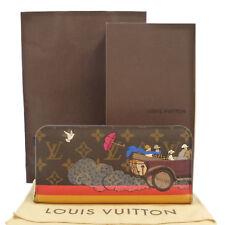 Authentic LOUIS VUITTON Evasion Portefeuille Insolite Monogram M61363 #S210054