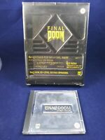 Final DOOM Big Box IBM PC Windows 95 CDROM (PAL Version)