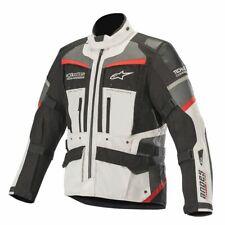 Alpinestars Andes Pro Drystar Tech Air Ready Grey Motorcycle Waterproof Jacket