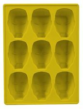 Marvel Iron Man Helmet Silicone Ice Tray by Diamond Select