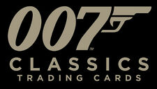 James Bond Classics 2016 ~ OFFICIAL COLLECTOR'S BINDER/ALBUM