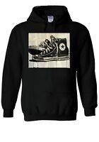 Sports Shoes All Star Footwear Hoodie Sweatshirt Jumper Men Women Unisex 1785