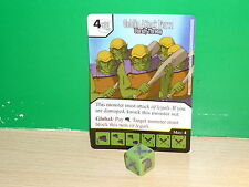 DICE MASTERS YU-GI-OH! Rare - 084 Goblin Attack Force