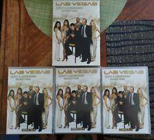Las Vegas Season Three 3 Uncut & Uncensored DVD Set MINT DISCS TV Series