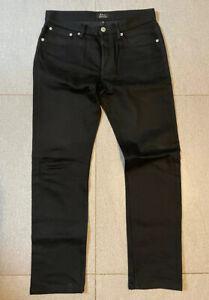 APC Petit Standard Black W29 L28