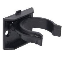 Kitchen Plinth Feet Fixing Clip+Bracket Black Plastic (6Pk) 637.96.371 (Hafele)