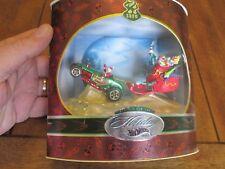 Hot Wheels Santa's New Toy Snow Set 2001