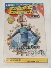 chuck e cheese comics collector's edition