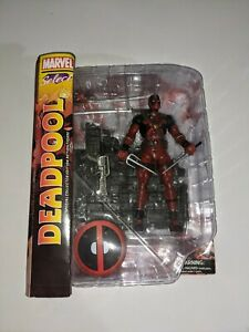 Deadpool Marvel Select by Diamond Select Toys. New In Box.
