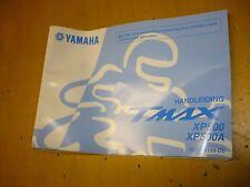 owners manual yamaha t max tmax 500 handleiding in deutch 4b5-f8199-d3