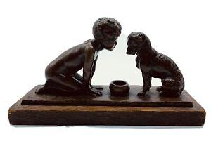 Genevieve Karr Hamlin Bronze Sculpture