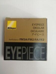 Original Neu Nikon FM2 FA FE2 FM3A FE FM Okular Sucherokular Finder EYEPIECE