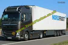 Truck Photo TR-0922 Volvo FH Reg:- HPS330 Op:- NordFrost M20 Dover Lorry Kent