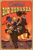 Simpson's Big Bonanza - Paperback By Groening, Matt - VERY GOOD