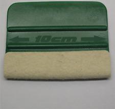 1 Rakel Kunststoffrakel Filzkante Car Wrap Verkleberakel 3D Wrapping Folie Filz
