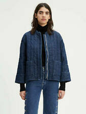 NEW Levi's women's Made & Crafted Quilted Denim Jacket size Small S retail $298