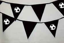 Birthday, Child Football Party Buntings