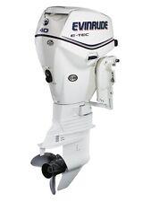 EVINRUDE ETEC OUTBOARD BOAT MOTOR SPRAY PAINT KIT - WHITE AEROSOL 400ML BRP