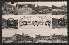 229T AK  Ansichtskarte  Am romantischen  Neckar  Neckartal   Burgen & Schlösser