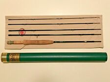 """Immaculate R.L. Winston LT 8'3"""" 3wt, 5-pc travel fly rod. No Reserve!!!"""